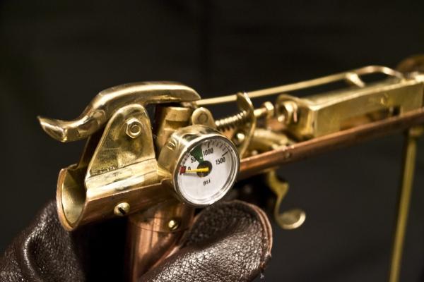 Steam Gun №1 (переделывается) (Фото 3)