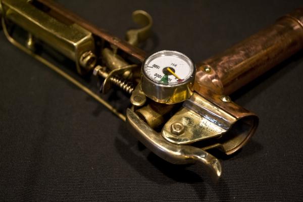 Steam Gun №1 (переделывается) (Фото 5)