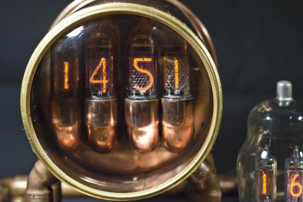 Часы Стимпанк. 13000руб. (продано) (Фото 6)