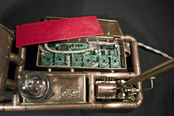 Часы Стимпанк. 13000руб. (продано) (Фото 8)