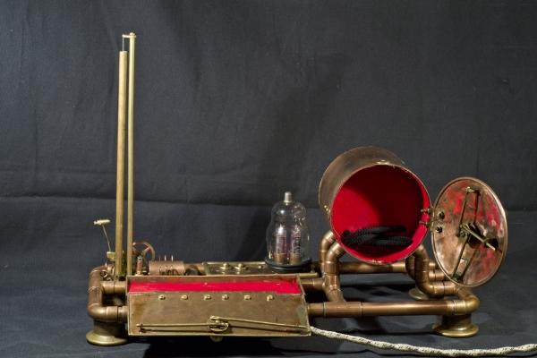 Часы Стимпанк. 13000руб. (продано) (Фото 3)