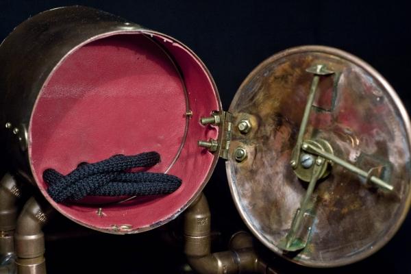Часы Стимпанк. 13000руб. (продано) (Фото 4)