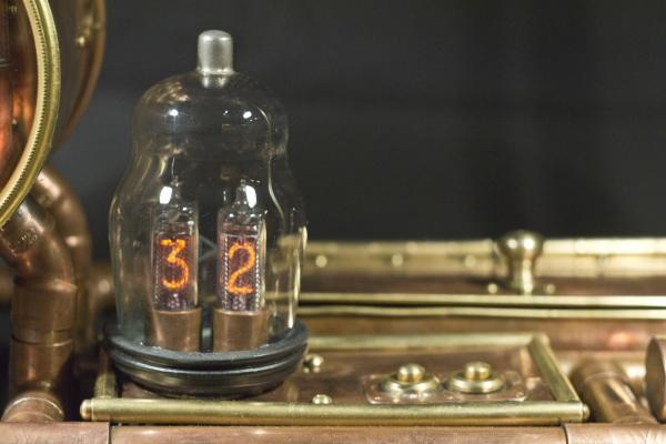 Часы Стимпанк. 13000руб. (продано) (Фото 7)