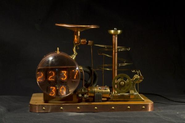 Marble Clock v2