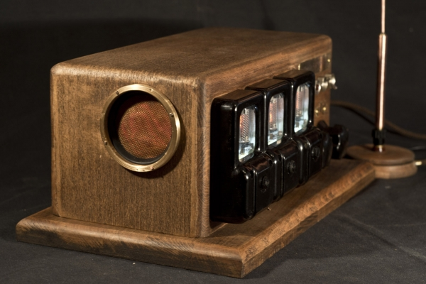 FM Clock