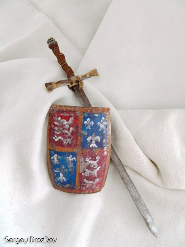 Франциск 1, легион армии Де-Бурбона. (Фото 8)