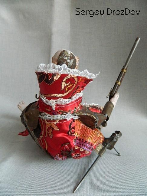 Испанский пират ПИНО ДЕЛЬГАДО (Старая работа) (Фото 3)