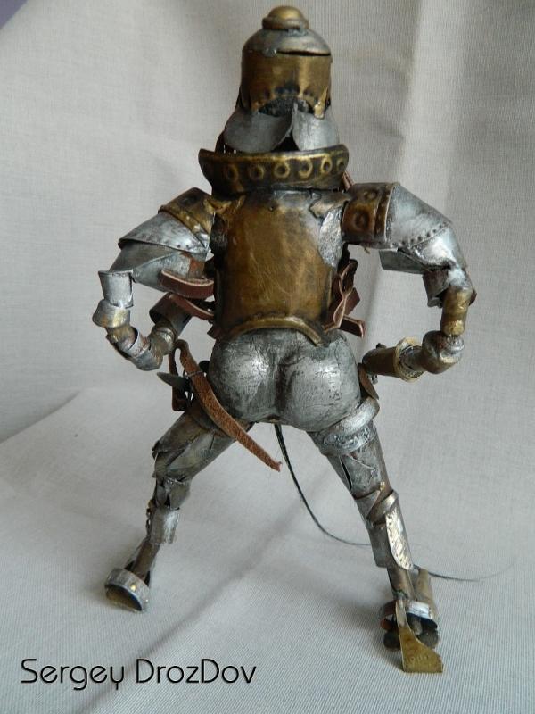 Древний воин ЧАН ЧОУ ЛАЙ - ордена Маскенов (Старая работа) (Фото 5)