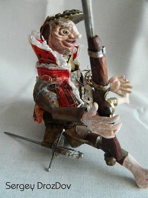 Испанский пират ПИНО ДЕЛЬГАДО (Старая работа) (Фото 6)