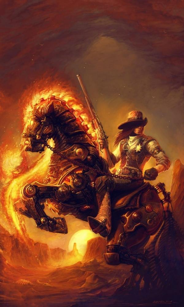 Knight of America