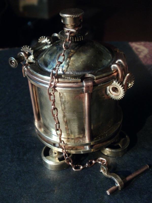 Шкатулка-кружка (ворклог)