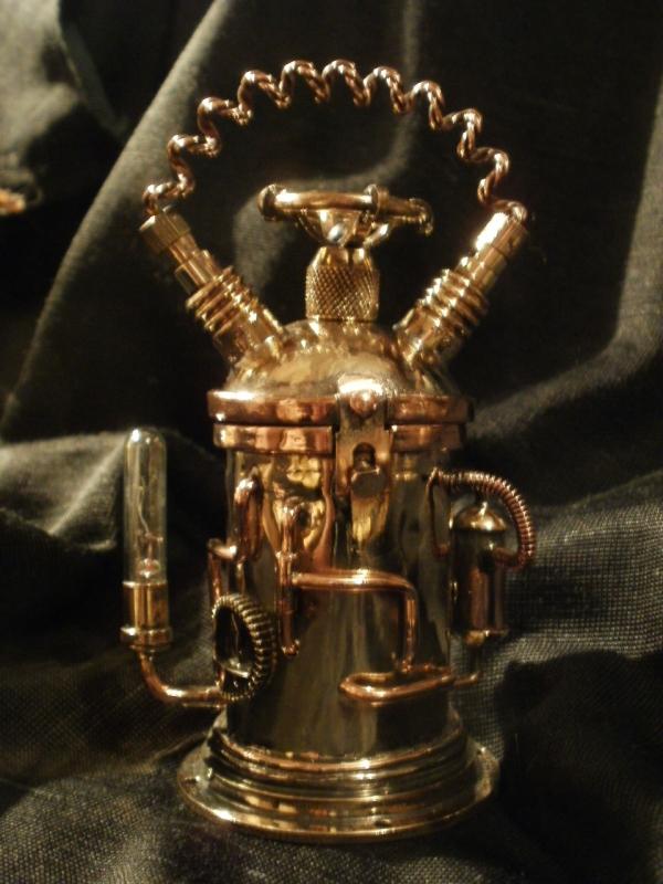 Стакашка - штукатулка (Фото 4)
