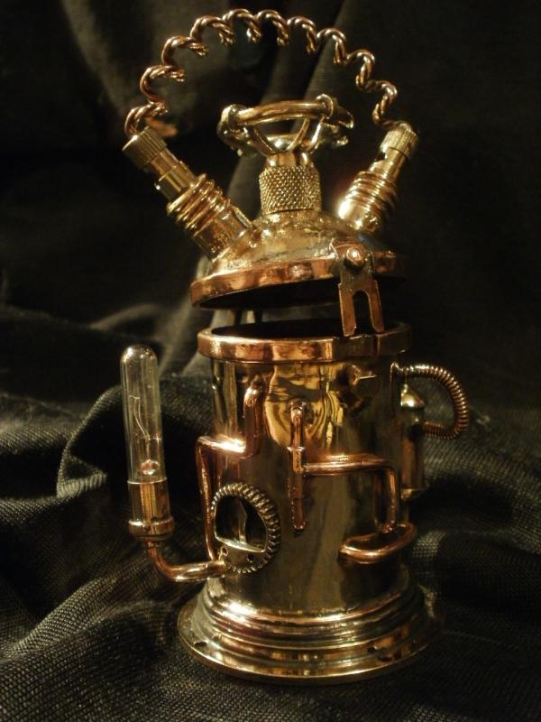 Стакашка - штукатулка (Фото 5)