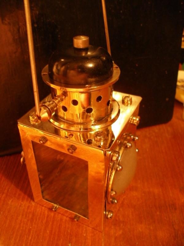 Маленький свечной фонарик (Фото 3)
