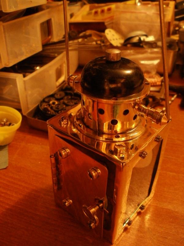 Маленький свечной фонарик (Фото 2)