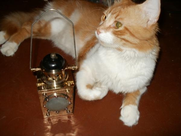 Маленький свечной фонарик (Фото 8)