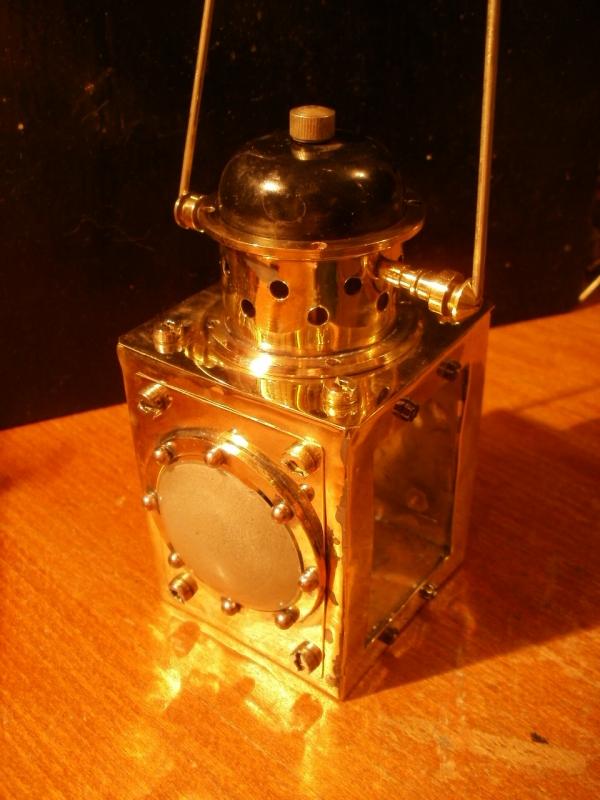 Маленький свечной фонарик (Фото 5)
