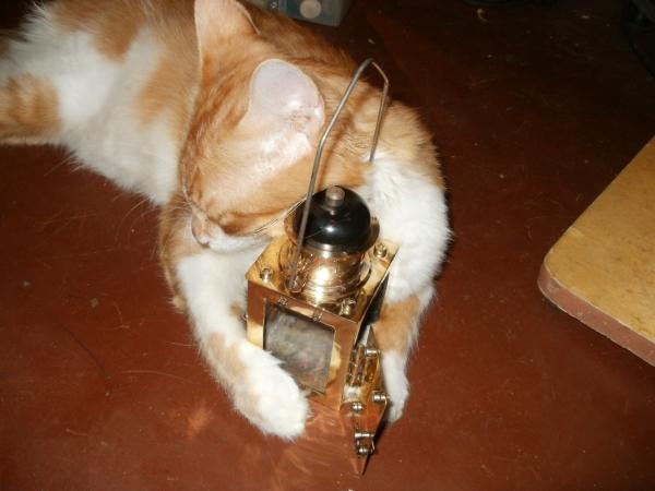 Маленький свечной фонарик (Фото 6)