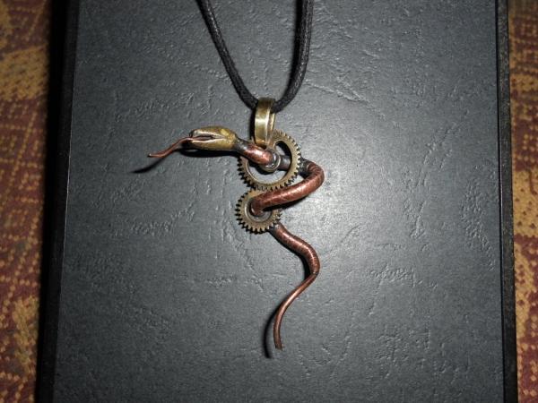 Змей-искусатель