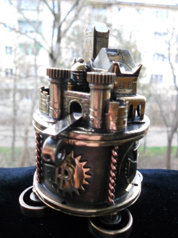 Шкатулка-замок (Фото 3)