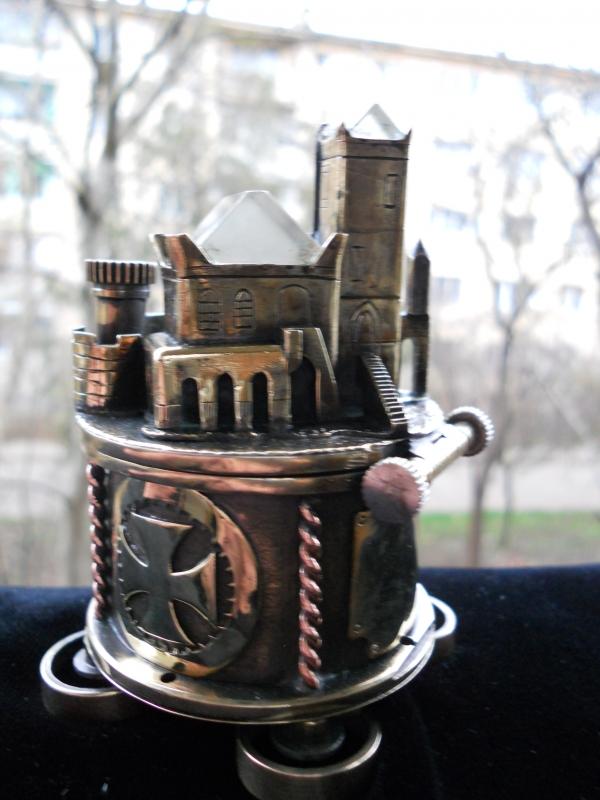 Шкатулка-замок (Фото 2)