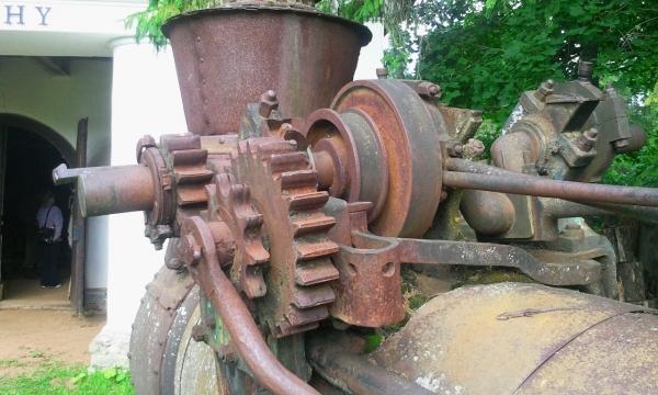 Паровой трактор (Фото 6)