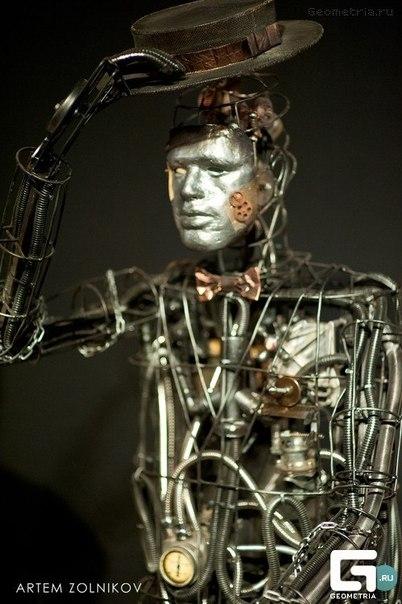 Мастерские Александра Гецой(Представляем вашему вниманию некоторые наши работы в стиле Стимпанк). (Фото 2)