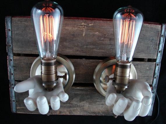 Лампы Роджера Томаса