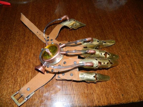 Механ перчатка (Фото 4)