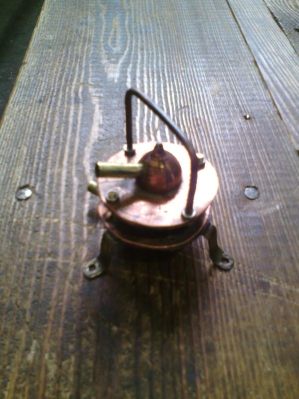 ГРП Газо ручной привод. мини ворк part 1