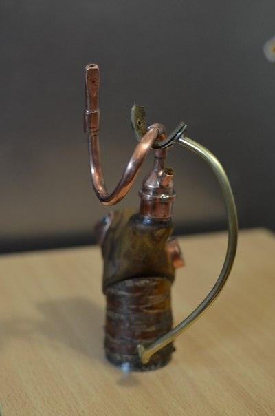 Трубка Рожок