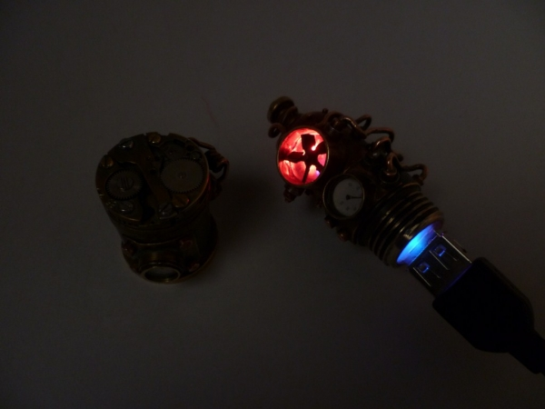 Флешка с механизмом 2 (Фото 9)