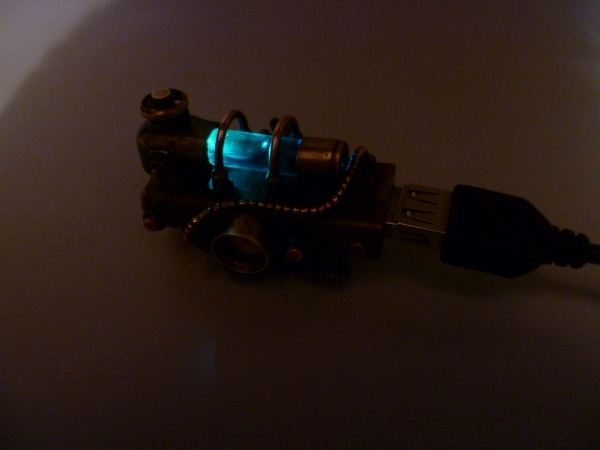 Флешка с колбой- 2 (Фото 8)