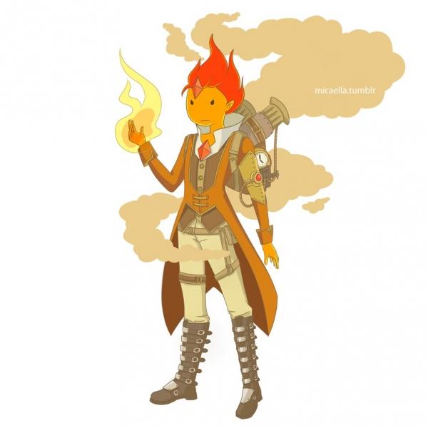 Огненный Принц