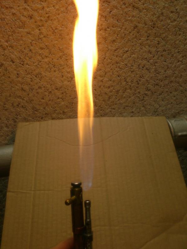 """Incinerator""- зажигалка (Фото 29)"