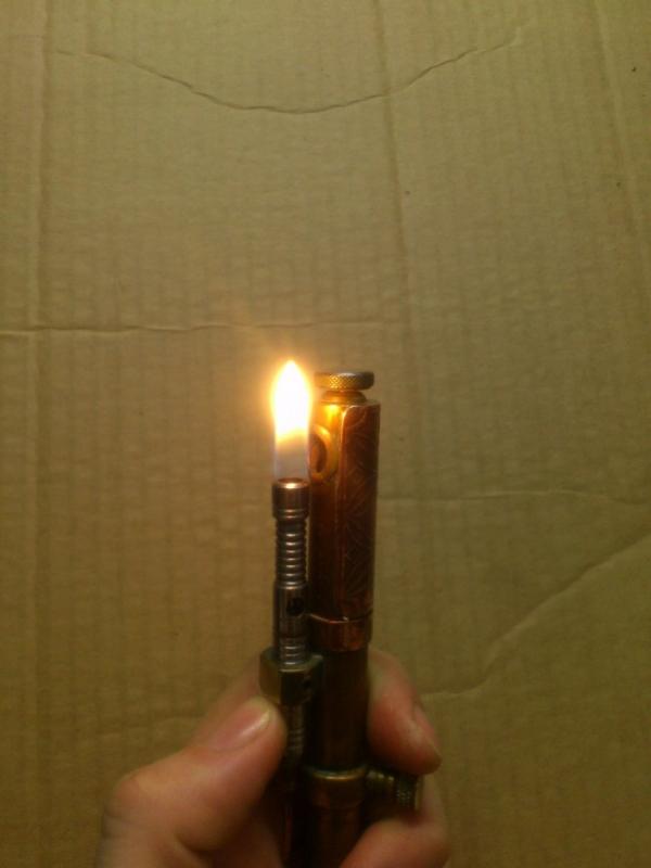 """Incinerator""- зажигалка (Фото 27)"