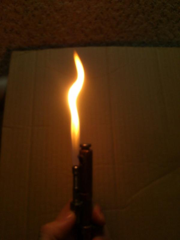 """Incinerator""- зажигалка (Фото 28)"