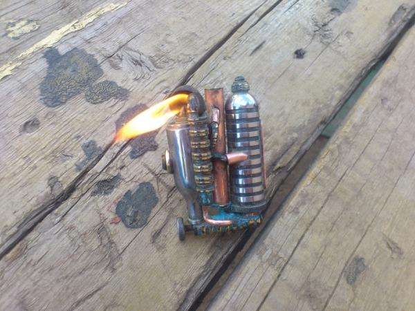 Зажигалка Дизель или 3 ошибки в планировании.