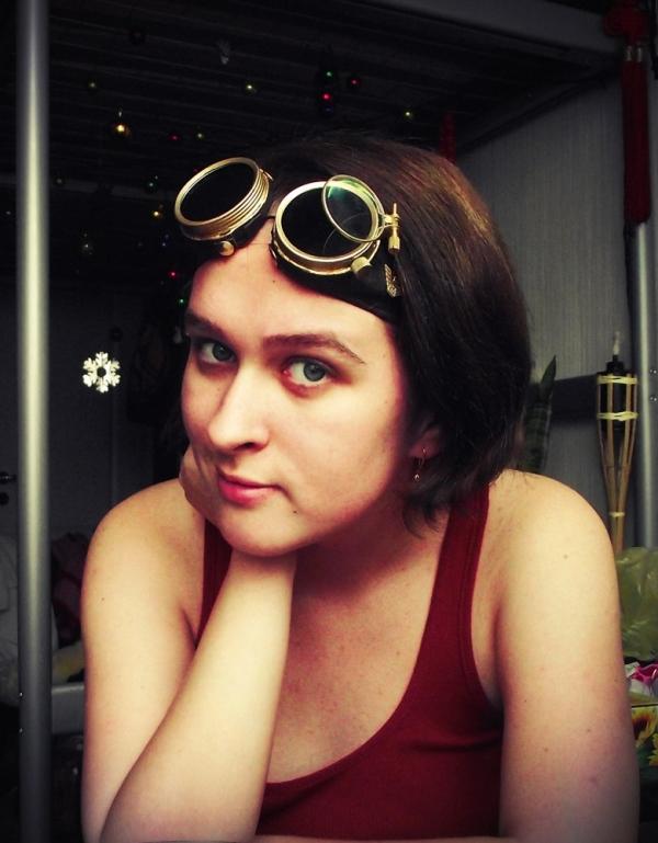 Монокль, гогглы и очки (Фото 3)