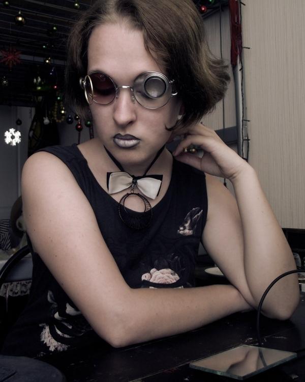 Монокль, гогглы и очки (Фото 6)