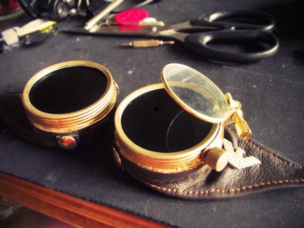 Монокль, гогглы и очки (Фото 4)