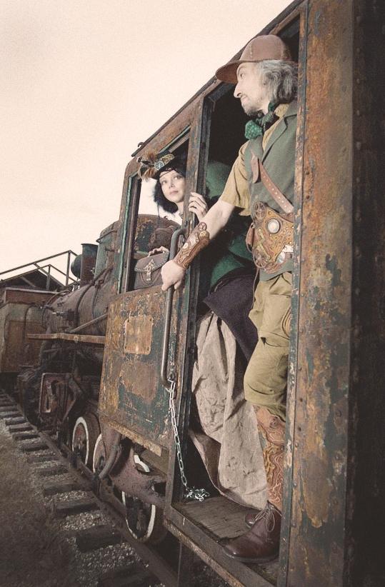 Путешествие в страну Рыжих Паровозов (Фото 2)