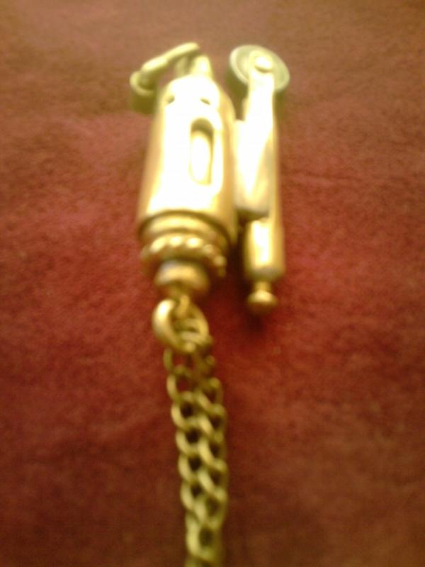 Зажигалка из гильзы. (Фото 6)