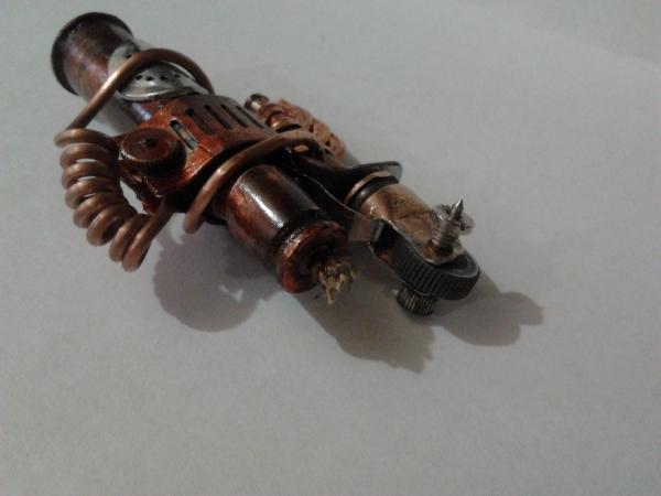 зажигалка, моя первая работа (Фото 3)