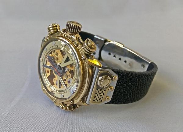 Часы №4