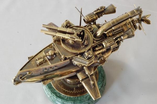 Имперский артиллерийский крейсер.