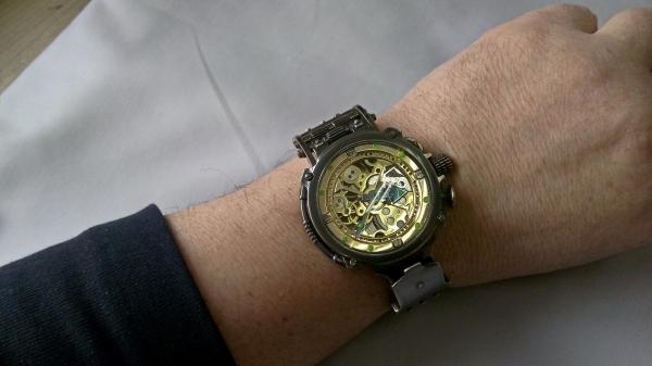 Часы№5