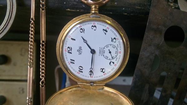 Часы №7
