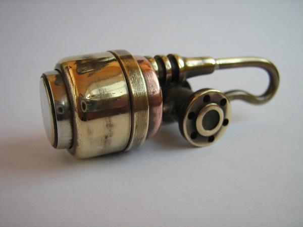 Ключ для домофона