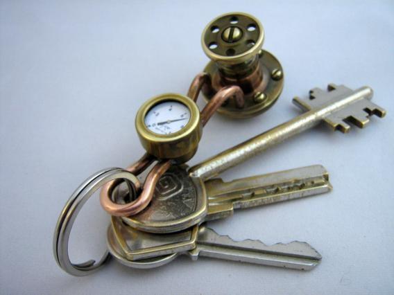 Ключ. Четвертый.